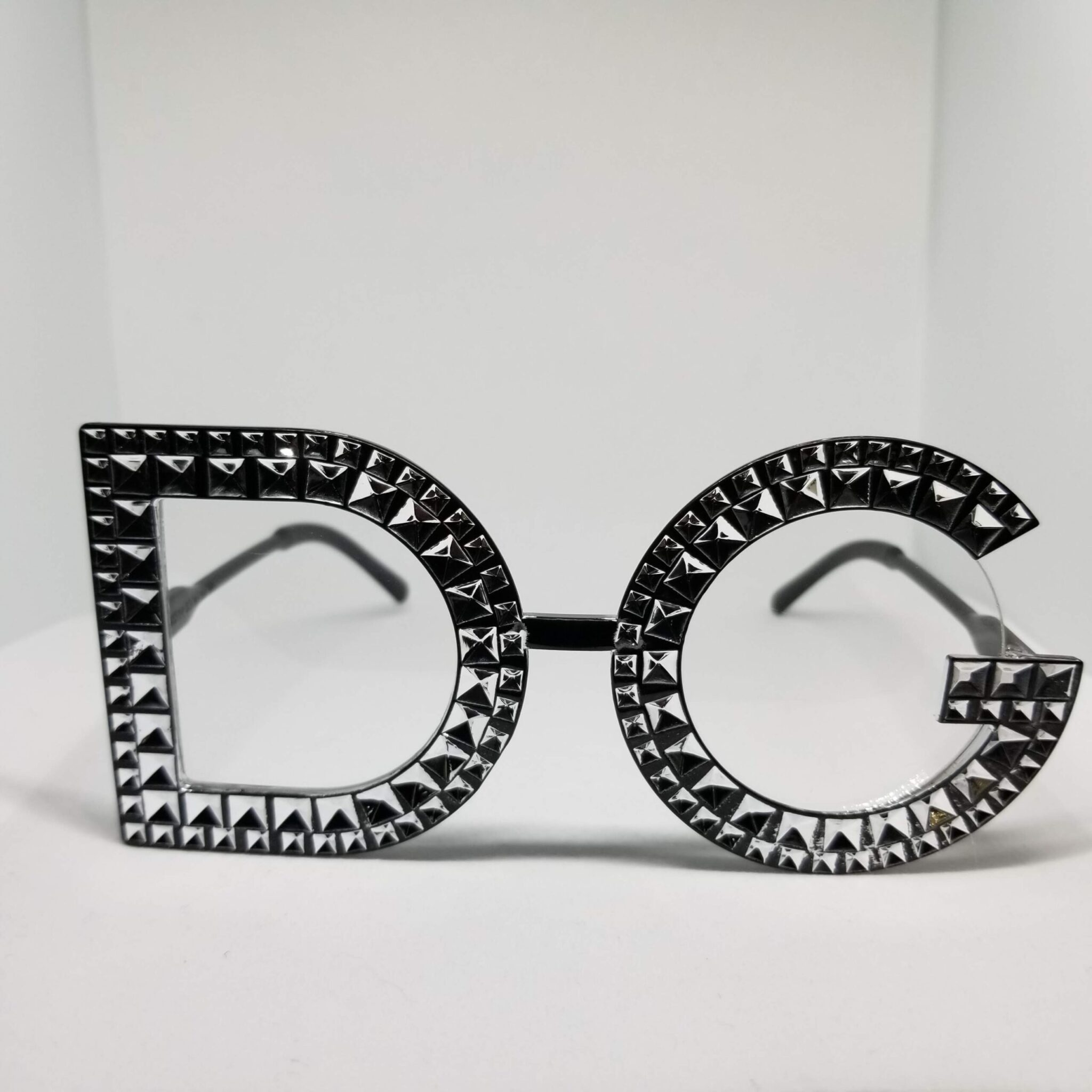 Designer Inspired Clear Glasses